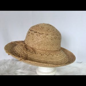 Eddie Bauer Straw Sun Hat
